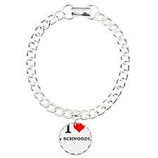 I Love My SCHNOODLE Bracelet
