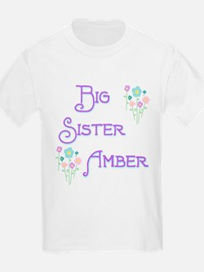 Big Sister Amber T-Shirt