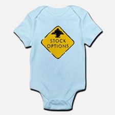 Stock Options Sign Body Suit