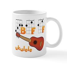 Unique Ukulele chord music Mug