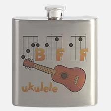 Unique Ukulele player Flask