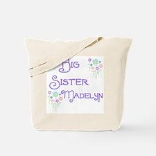 Big Sister Madelyn Tote Bag