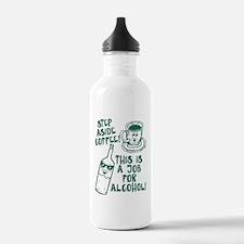Step Aside Coffee Water Bottle