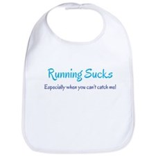 Running Sucks - catch me Bib