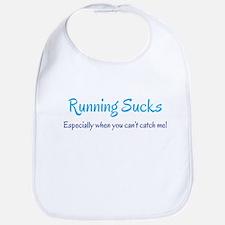 Running Sucks - catch me Bib