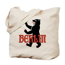 Berlin Coat of Arms Tote Bag