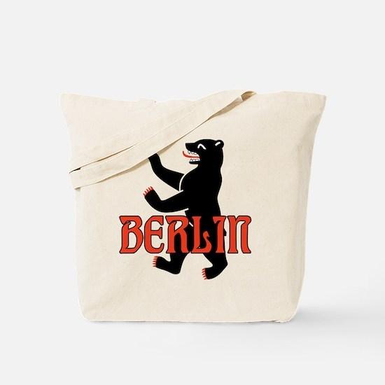 Berlin Coat of Arms Tote Bag