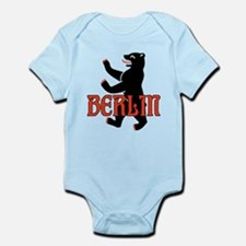 Berlin Coat of Arms Body Suit