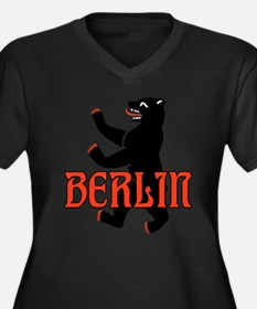 Berlin Coat of Arms Plus Size T-Shirt