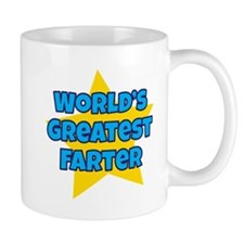 Worlds Greatest Farter Mugs
