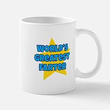 Worlds Greatest Farter Mugs