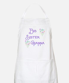 Big Sister Gianna BBQ Apron
