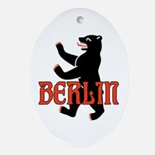 Berlin Coat of Arms Ornament (Oval)
