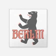 Berlin Coat of Arms Sticker