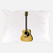 Acoustic Guitar Pillow Case