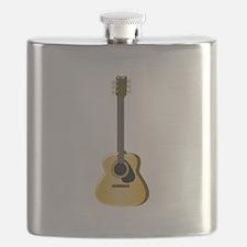 Acoustic Guitar Flask
