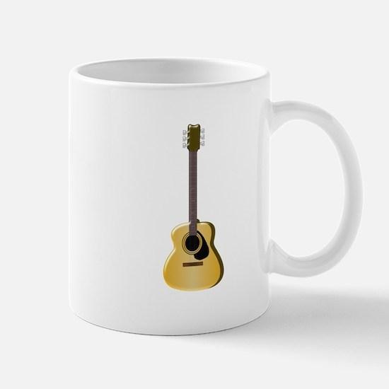 Acoustic Guitar Mugs