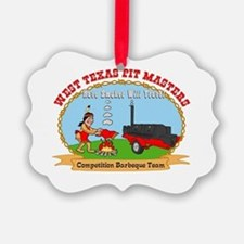 West Texas Pit Masters Ornament