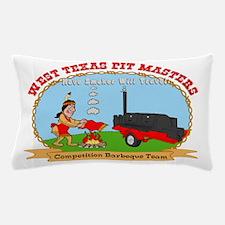 West Texas Pit Masters Pillow Case