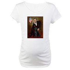 Lincoln's Black Lab Shirt