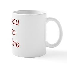 iloveyou Small Mug