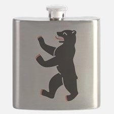 Berlin Coat of Arms Flask