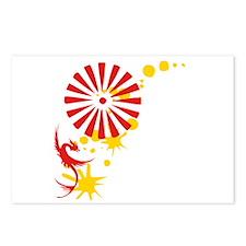 Phoenix Rising Postcards (Package of 8)