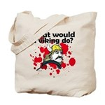 What Would a Viking Do Tote Bag