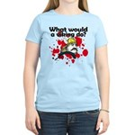What Would a Viking Do Women's Light T-Shirt