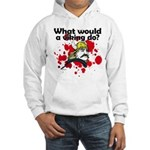 What Would a Viking Do Hooded Sweatshirt