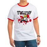 What Would a Viking Do Ringer T