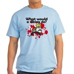 What Would a Viking Do Light T-Shirt
