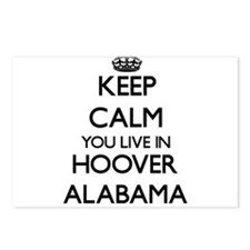 Keep calm you live in Hoo Postcards (Package of 8)