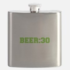 Beer 30-Fre l green Flask