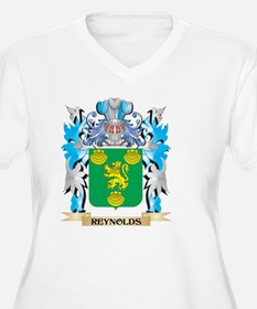 Reynolds Coat of Arms - Family C Plus Size T-Shirt