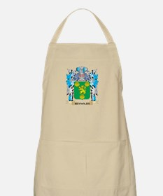 Reynolds Coat of Arms - Family Crest Apron