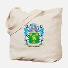 Reynolds Coat of Arms - Family Crest Tote Bag