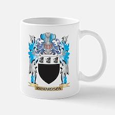 Richardson Coat of Arms - Family Crest Mugs