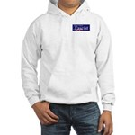 Clinton = Fascist Hooded Sweatshirt