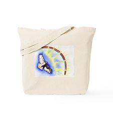 inspiration hawk Tote Bag