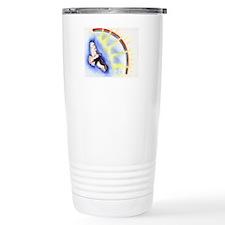 inspiration hawk Travel Mug