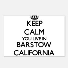 Keep calm you live in Bar Postcards (Package of 8)