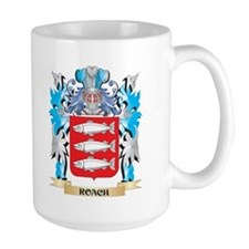 Roach Coat of Arms - Family Crest Mugs