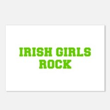 Irish Girls Rock-Fre l green 400 Postcards (Packag