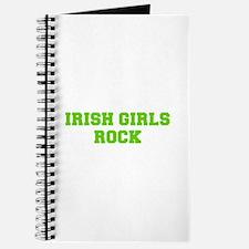 Irish Girls Rock-Fre l green 400 Journal