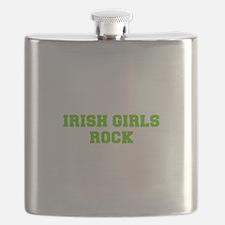 Irish Girls Rock-Fre l green 400 Flask