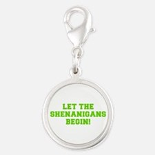 Let the Shenanigans begin-Fre l green Charms