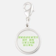 Property of an Irish girl-Kon l green 460 Charms