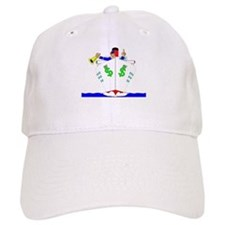 Money Ship Baseball Baseball Cap