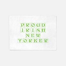 Proud Irish New Yorker-Kon l green 450 5'x7'Area R